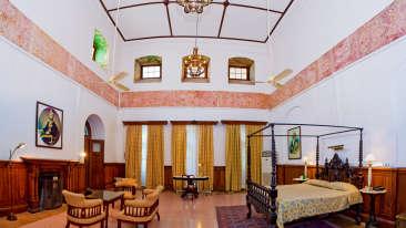 The Baradari Palace - 19th Century, Patiala Patiala Raja Sardul Singh The Baradari Palace Patiala Punjab