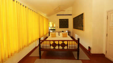 The Moens room The Tower House Cochin Kerala
