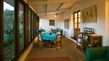 Wallwood Garden - 19th Century, Coonoor Coonoor Dining Wallwood Garden Coonoor Tamil Nadu