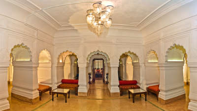 Banquet, The Baradari Palace Patiala Punjab Heritage Hotel in Patiala