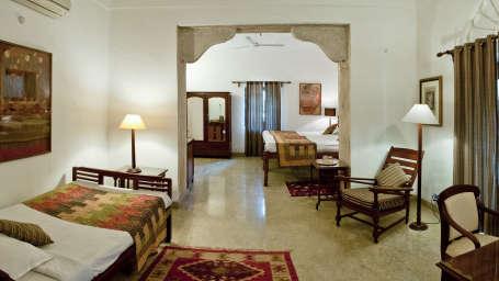 Deo Bagh - 17th Century, Gwalior Gwalior Mohini Mahal Deo Bagh Gwalior Madhya Pradesh