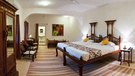 Hill Fort-Kesroli Alwar Pratap Mahal, resorts in Rajasthan