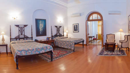 Maharaj Bhupinder Singh The Baradari Palace Hotels in Patiala