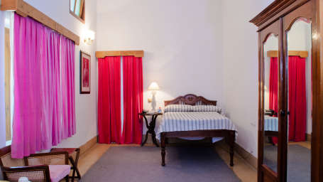 Maharaj Kumari Surinder Kaur The Baradari Palace Hotels in Patiala