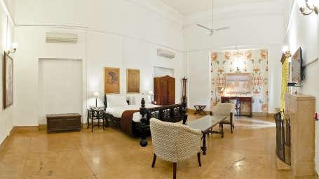 Maharaja Sahib Singh The Baradari Palace Hotel in Patiala