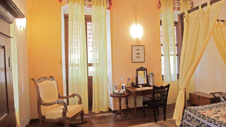 Countess Moltke Room, The Bungalow on the Beach Tranquebar, Hotel Rooms In Tamil Nadu 2