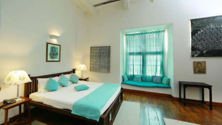 The Braganza room The Tower House Cochin Kerala
