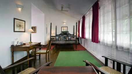 The Tower House - 17th Century, Cochin Kochin The Mossel room The Tower House Cochin Kerala