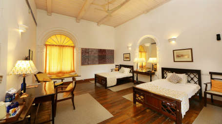 The Noronha room The Tower House Cochin Kerala