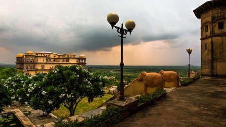 Tijara Fort-Palace - 19th Century, Alwar Alwar Tijara Fort-Palace Alwar Rajasthan 26