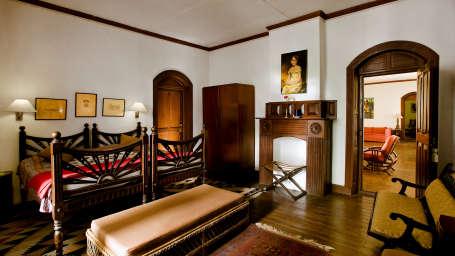 Wallwood Garden - 19th Century, Coonoor Coonoor The Gulmohar Room Wallwood Garden Coonoor Tamil Nadu