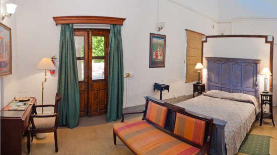 The Baradari Palace - 19th Century, Patiala Patiala Maharani Mohinder Kaur The Baradari Palace Patiala Punjab