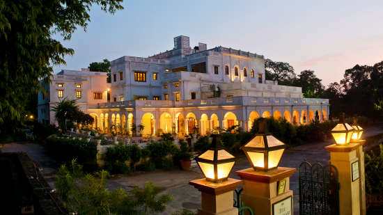 Facade & Premises, The Baradari Palace Patiala, Hotels in Patiala