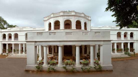 Facade & Premises, The Baradari Palace Patiala Punjab, Hotels in Patiala