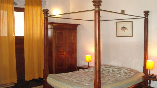Elephant Room, The Bungalow on the Beach Tranquebar,Hotel Rooms In Tamil Nadu