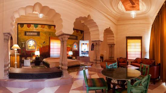 Tijara Fort-Palace - 19th Century, Alwar Alwar Anjolie Mahal Tijara Fort-Palace Alwar Rajasthan