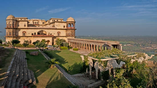 Tijara Fort-Palace - 19th Century, Alwar Alwar Tijara Fort-Palace Alwar Rajasthan 5