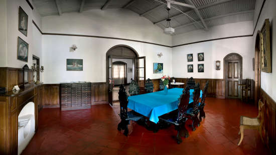 Wallwood Garden - 19th Century, Coonoor Coonoor Dining Wallwood Garden Coonoor Tamil Nadu 2