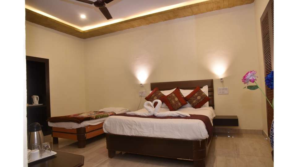 Grand Resort FamilyRoom Roomno10