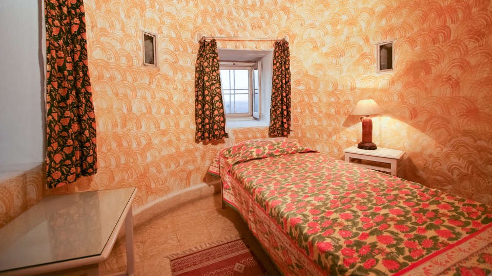 Hill Fort-Kesroli - 14th C, Alwar Kesroli Hill Fort-Kesroli Alwar Titar Mahal