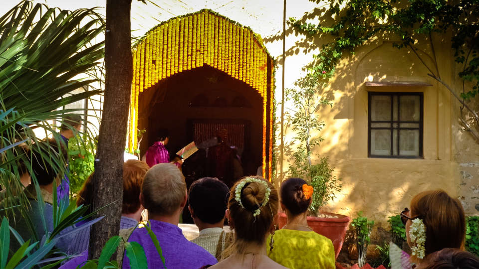 Wedding Hill Fort Kesroli - Alwar7, Wedding halls in Alwar