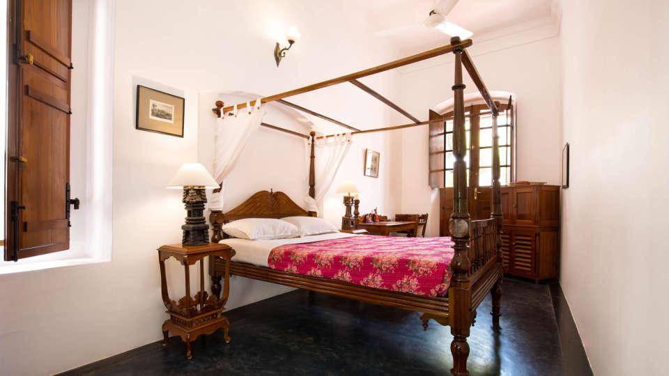 Hotel de l\'Orient - 18th Century, Pondicherry Pondicherry Cannanoret Hotel de l Orient Pondicherry