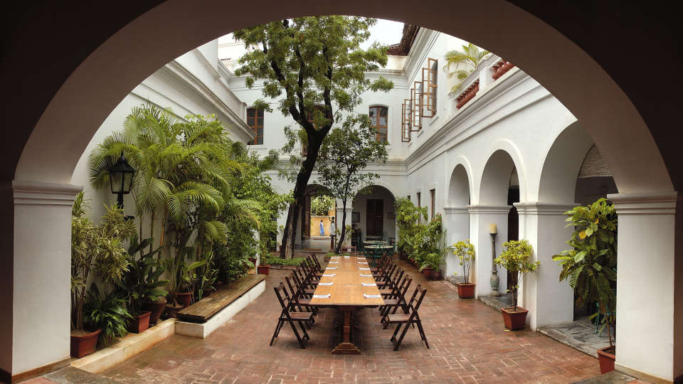 Hotel de l\'Orient - 18th Century, Pondicherry Pondicherry Conference Hotel de l Orient Pondicherry