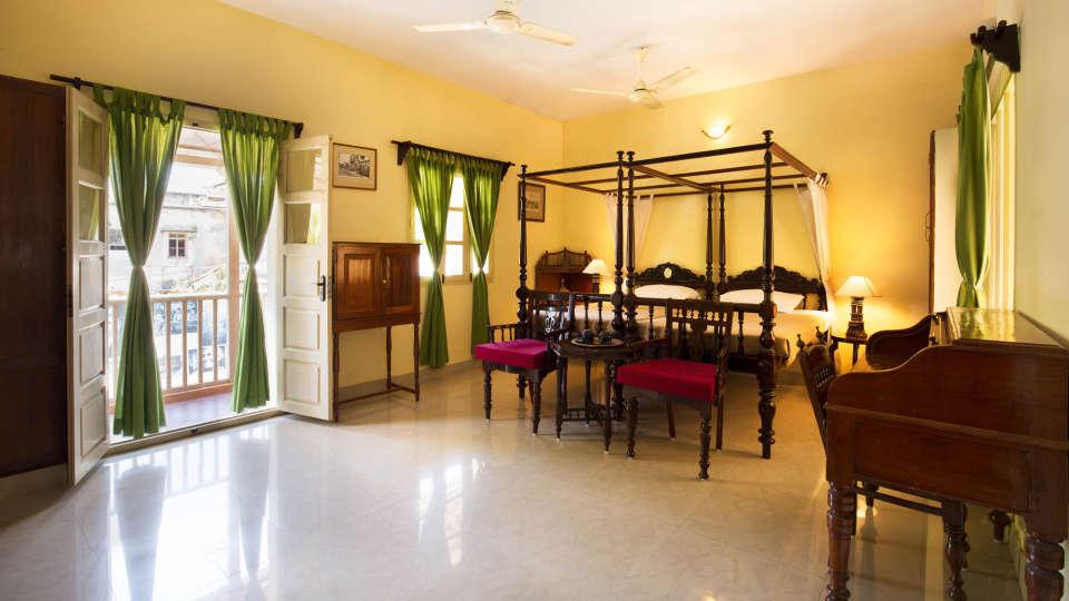 Hotel de l\'Orient - 18th Century, Pondicherry Pondicherry Goretty Hotel de l Orient Pondicherry