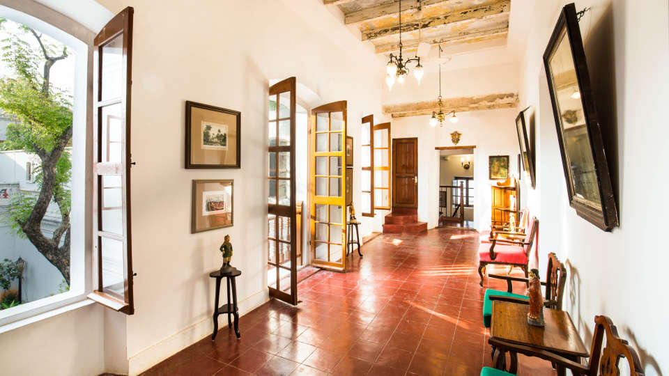 Hotel de l\'Orient - 18th Century, Pondicherry Pondicherry Hotel de l Orient Pondicherry 11