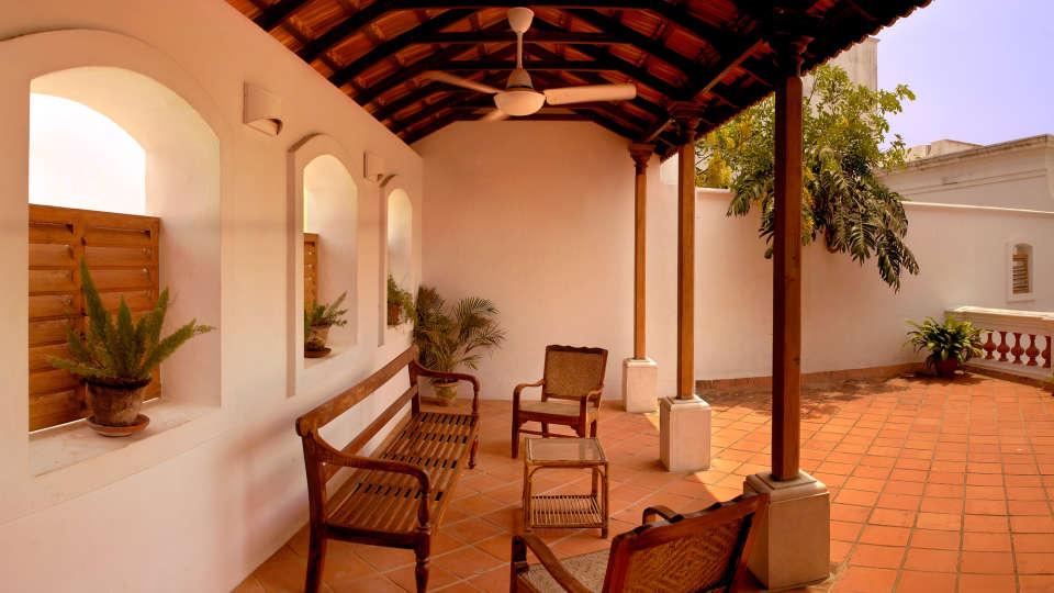 Hotel de l\'Orient - 18th Century, Pondicherry Pondicherry Hotel de l Orient Pondicherry 1