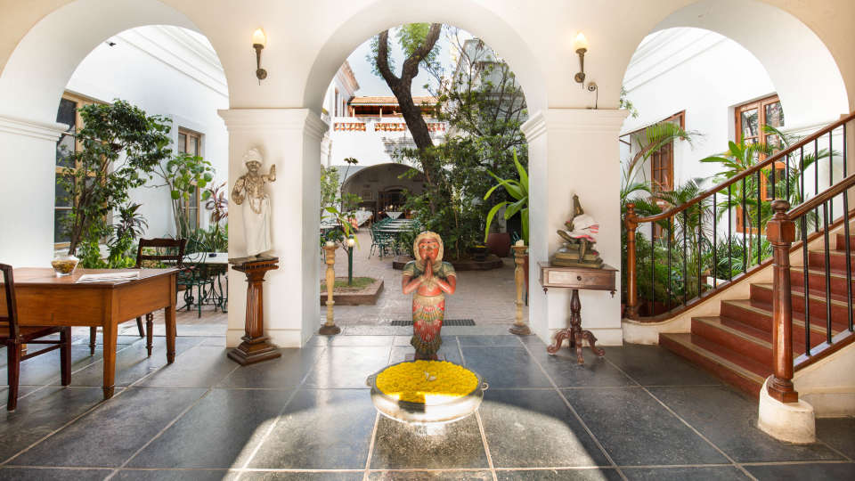 Hotel de l\'Orient - 18th Century, Pondicherry Pondicherry Hotel de l Orient Pondicherry 5