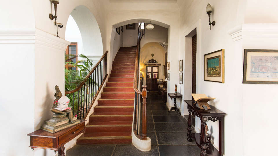 Hotel de l\'Orient - 18th Century, Pondicherry Pondicherry Hotel de l Orient Pondicherry 9