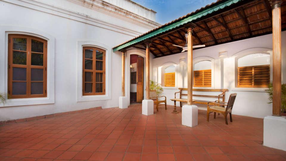 Hotel de l\'Orient - 18th Century, Pondicherry Pondicherry Karaikal Hotel de l Orient Pondicherry 1