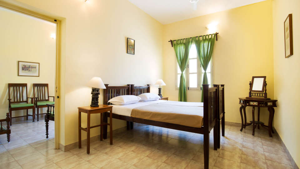 Hotel de l\'Orient - 18th Century, Pondicherry Pondicherry Seringapattanam Hotel de l Orient Pondicherry