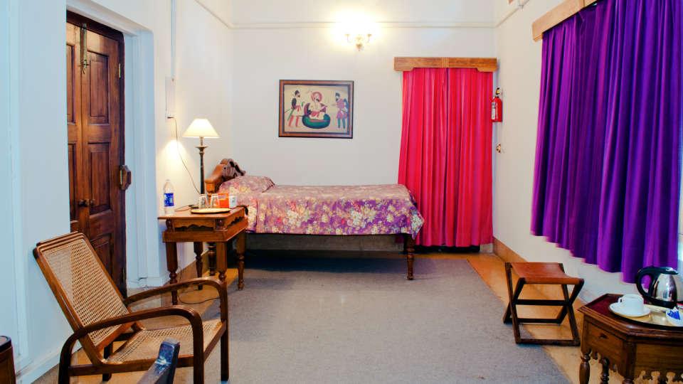 Bibi Rajkumari Sahib Kaur The Baradari Palace Hotels in Patiala