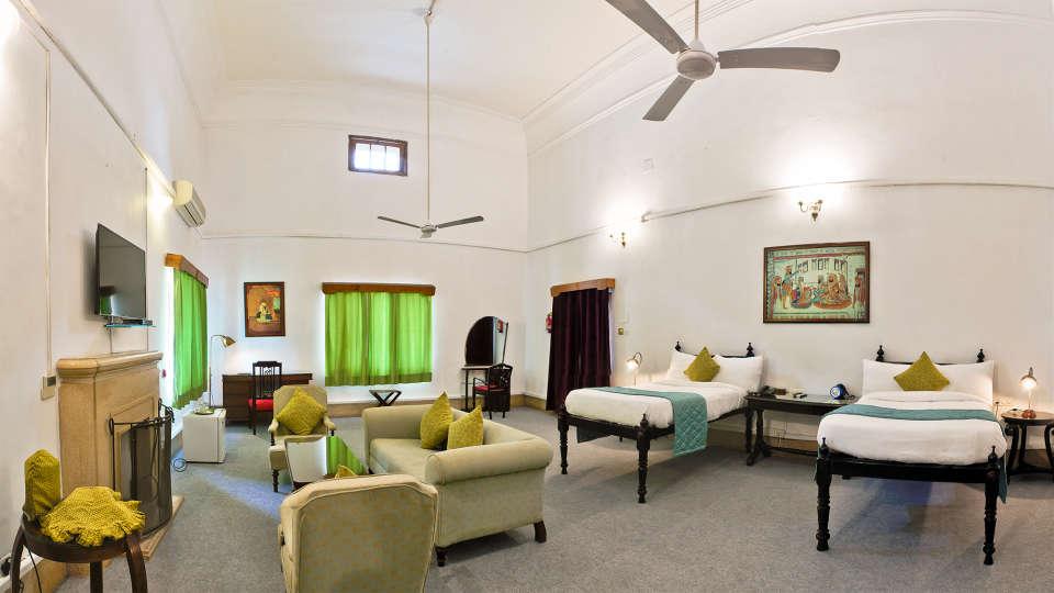 Maharaja Karam Singh The Baradari Palace Hotel in Patiala