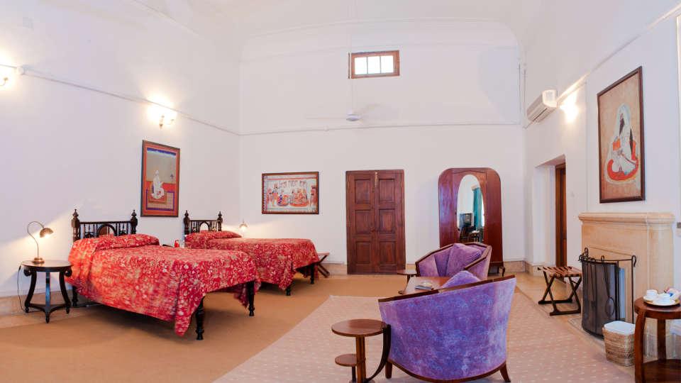 Maharaja Karam Singh The Baradari Palace Hotels in Patiala