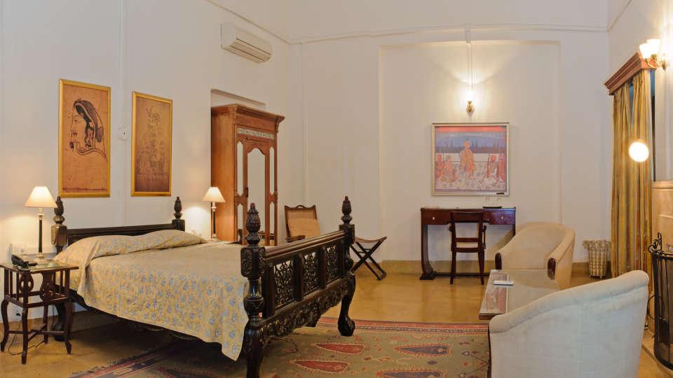 Maharaja Sahib Singh The Baradari Palace Hotels in Patiala