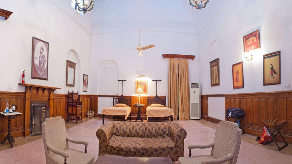 Raja Amar Singh The Baradari Palace Hotels in Patiala