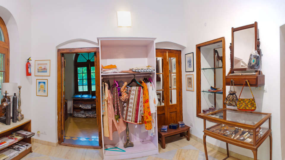Shop The Baradari Palace Heritage hotel in Patiala