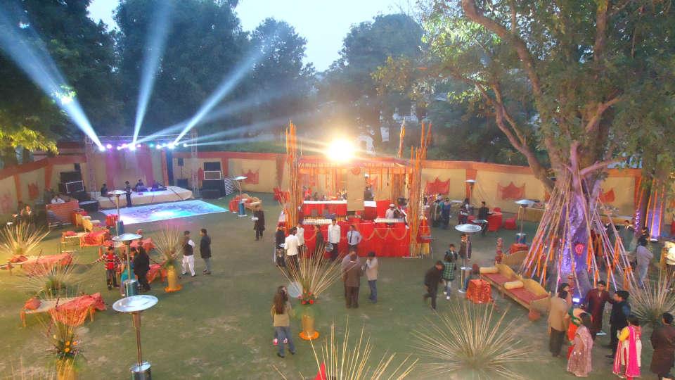 Wedding The Baradari Palace Hotel in Patiala