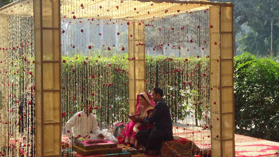 Wedding The Baradari Palace Hotels in Patiala