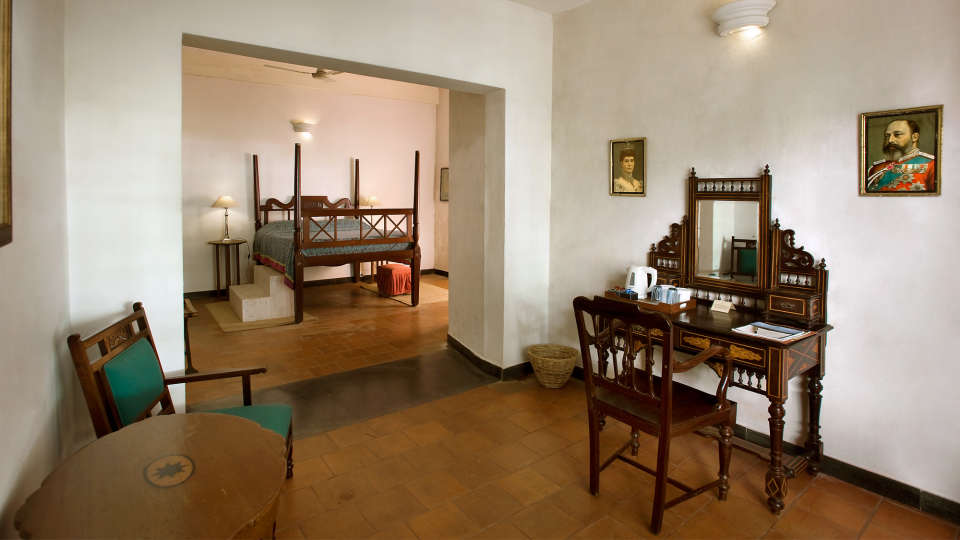 The Tower House - 17th Century, Cochin Kochin The Albuquerque room The Tower House Cochin Kerala