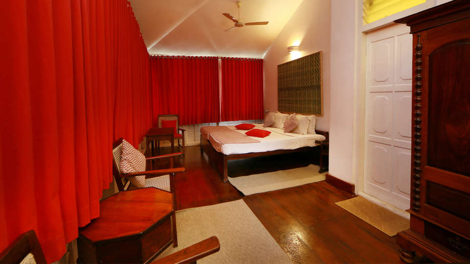 The Breekopt room The Tower House Cochin Kerala
