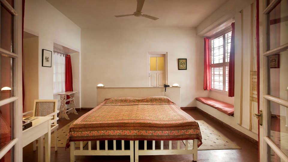 The Cunes room The Tower House Cochin Kerala 1