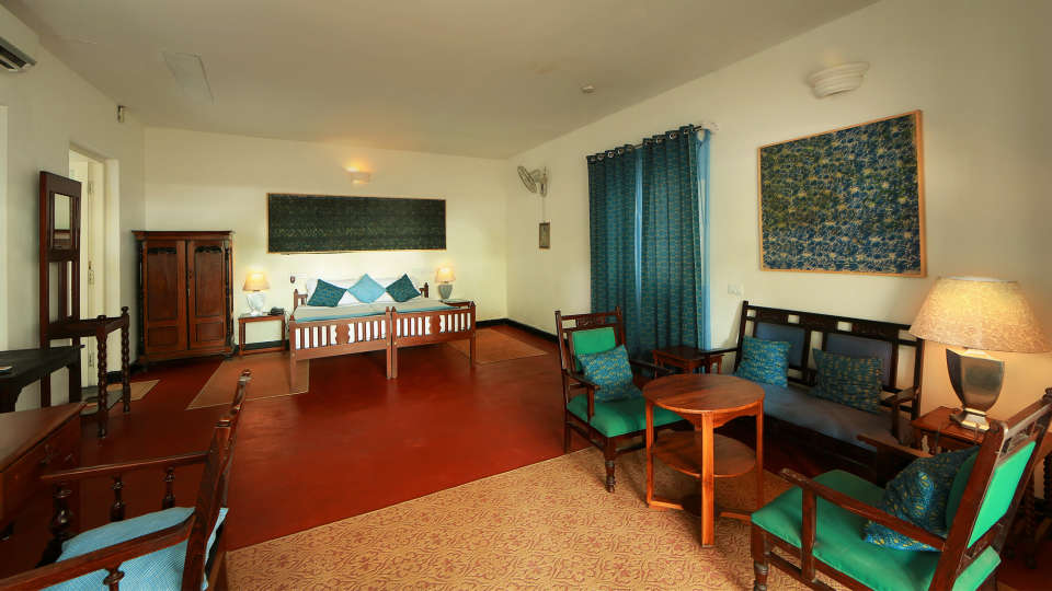 The Mascarenhas room The Tower House Cochin Kerala
