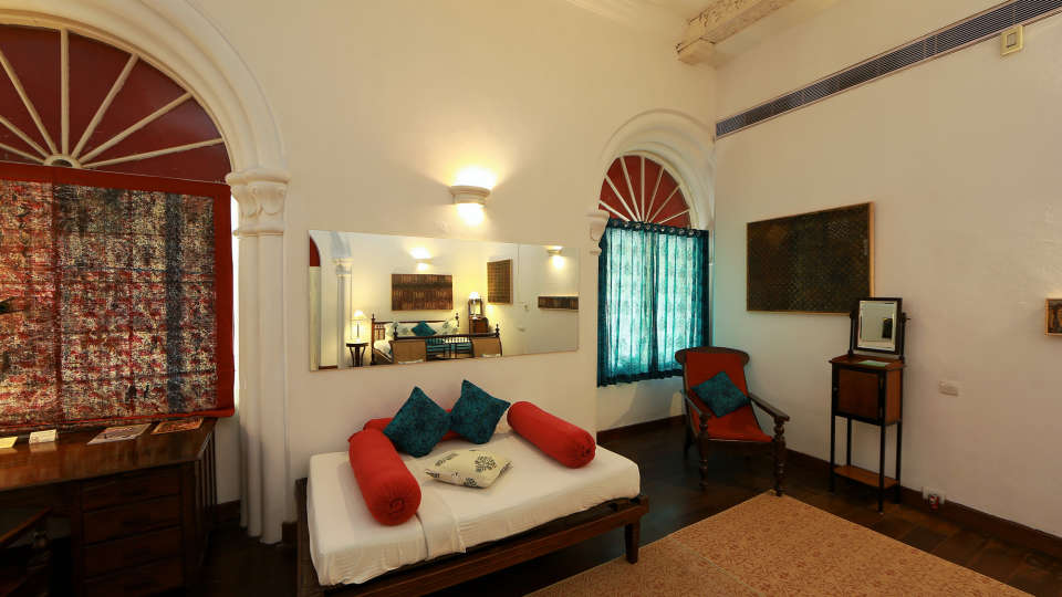 The Mateu room The Tower House Cochin Kerala 1