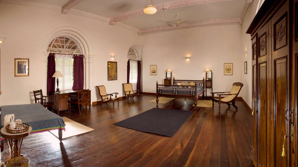 The Tower House - 17th Century, Cochin Kochin The Mateu room The Tower House Cochin Kerala 1
