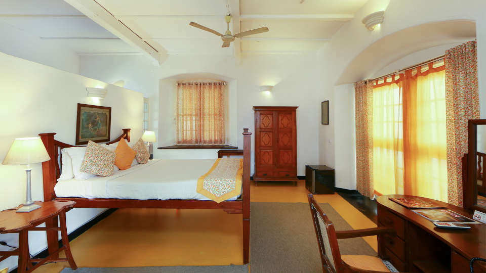 The Menezes room The Tower House Cochin Kerala