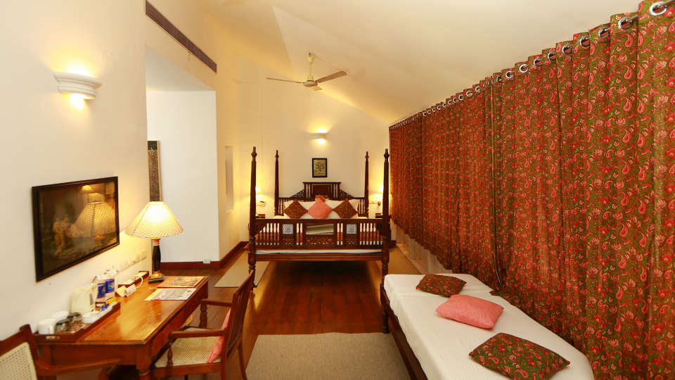 The Mossel room The Tower House Cochin Kerala